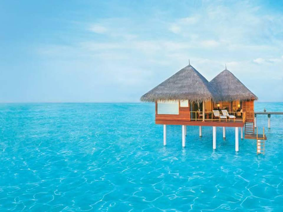 Top 10 hotels and resorts in the world