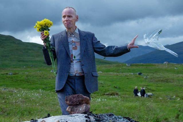 Ewen Bremner in 'T2: Trainspotting' (Sony)
