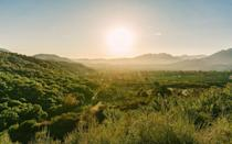 """<p>Travelers often head to the desert to find themselves. <a href=""""http://www.travelandleisure.com/articles/three-days-in-ojai-california"""" rel=""""nofollow noopener"""" target=""""_blank"""" data-ylk=""""slk:Ojai"""" class=""""link rapid-noclick-resp"""">Ojai</a>, 90 minutes from <a href=""""http://www.travelandleisure.com/articles/los-angeles-best-winter-weekend-trips"""" rel=""""nofollow noopener"""" target=""""_blank"""" data-ylk=""""slk:Los Angeles"""" class=""""link rapid-noclick-resp"""">Los Angeles</a>, is a great place to connect with like-minded, outdoor-loving folks. New businesses don't pop up often—lawmakers do their part to ensure Ojai's low-key vibe—so you can return year-after-year to your favorite haunts and to reunite with the happy folks in this <a href=""""http://www.travelandleisure.com/video/things-to-do-in-ojai-california"""" rel=""""nofollow noopener"""" target=""""_blank"""" data-ylk=""""slk:chill, celeb-beloved enclave"""" class=""""link rapid-noclick-resp"""">chill, celeb-beloved enclave</a>.</p>"""