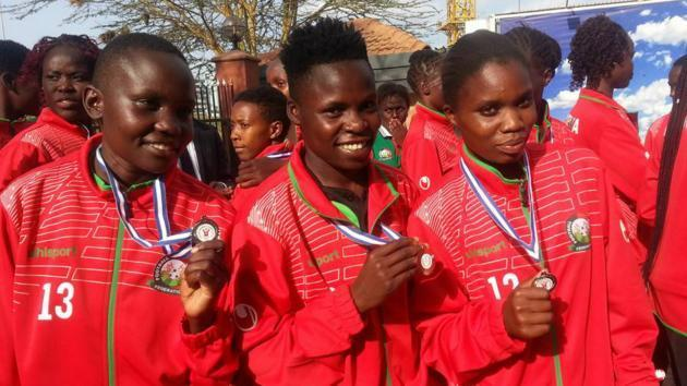 <p>Neddy Atieno recalled to Harambee Starlets squad for friendly</p>