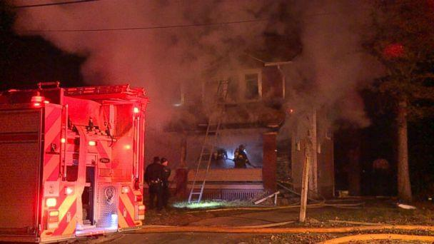 PHOTO: Five children died in a house fire in Youngstown, Ohio, Dec. 9. 2018. (WYTV)