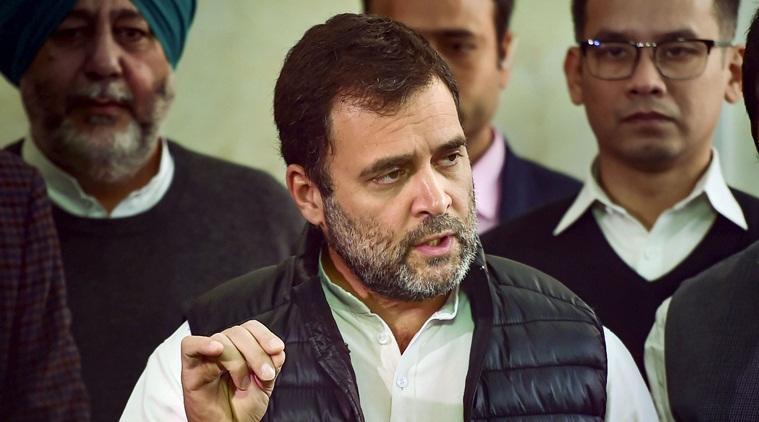 On Pulwama attack's anniversary, Rahul Gandhi asks 'who benefited most'
