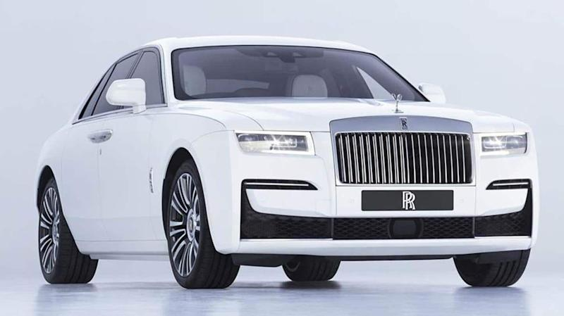 2021 Rolls-Royce Ghost launched at Rs. 6.95 crore