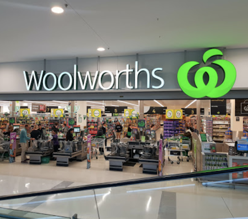 The workers from two Woolworths distribution centres were told on Friday they tested positive. Source: Google Maps/Jonathan Moses