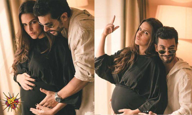 Angad Bedi Confirms Neha Dhupia's Pregnancy With This Adorable Post!