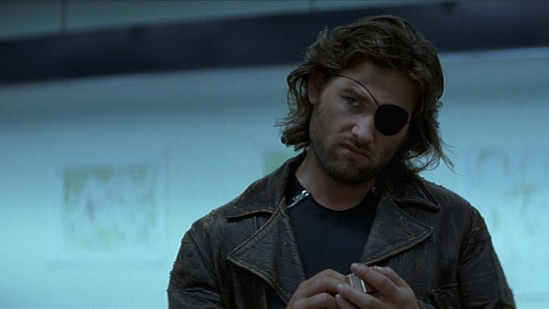 Kurt Russell in 1981's 'Escape From New York' (credit: Studiocanal)