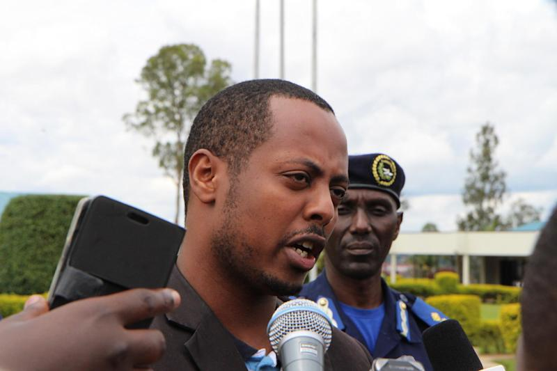 Rwandan musician Kizito Mihigo has died in a police cell, authorities say: Stephanie Aglietti/AFP via Getty Images
