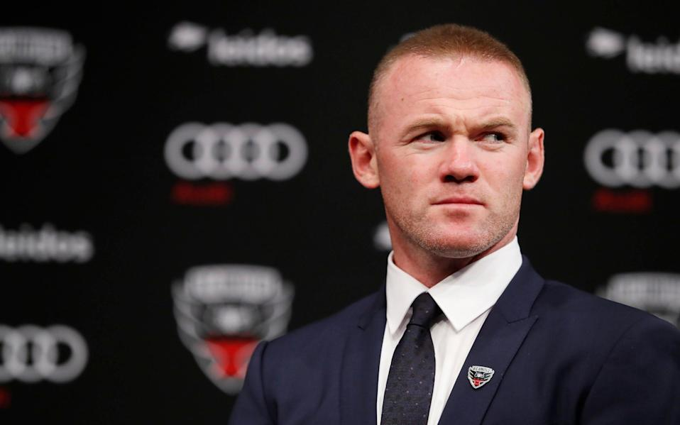Rooney has made a concerted effort to fit in with his new teammates at DC United - Getty Images North America