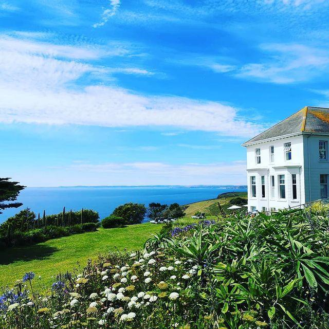 """<p>Not many rooftops offer guests the view of the sea, but that's exactly what's up for grabs with a book at the Polurrian Hotel. </p><p>Sitting on the cliff tops gazing over Mounts Bay, the Edwardian property has views from Mullion, to St Michael's Mount, 12 acres of gardens and its own secluded beach.</p><p>Say 'I do' in the ceremony room before enjoying a wedding breakfast with your loved ones in 'The White Space', followed by drinks on the sun terrace and a night's rest in one of 41 individually styled bedrooms. You can even rent out the hotel for two nights so the party doesn't have to stop when the sun goes down.</p><p>Find out more <a href=""""https://www.polurrianhotel.com/"""" rel=""""nofollow noopener"""" target=""""_blank"""" data-ylk=""""slk:here"""" class=""""link rapid-noclick-resp"""">here</a>. </p><p><a href=""""https://www.instagram.com/p/CCk9e_fn5LE/?utm_source=ig_web_copy_link"""" rel=""""nofollow noopener"""" target=""""_blank"""" data-ylk=""""slk:See the original post on Instagram"""" class=""""link rapid-noclick-resp"""">See the original post on Instagram</a></p>"""