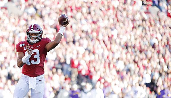 NFL: Podcast: Tua, Burrow und Co.: Die Draft-Quarterback-Analyse