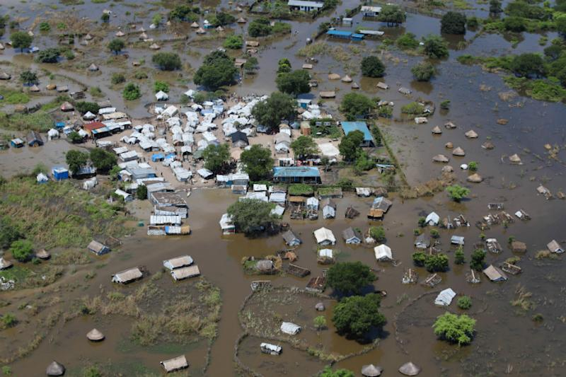 At Least 265 Killed in Floods and Landslides over 2 Months as Rains Continue to Batter East Africa
