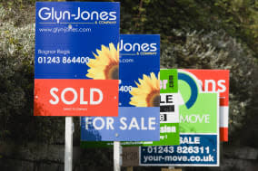 sold signs