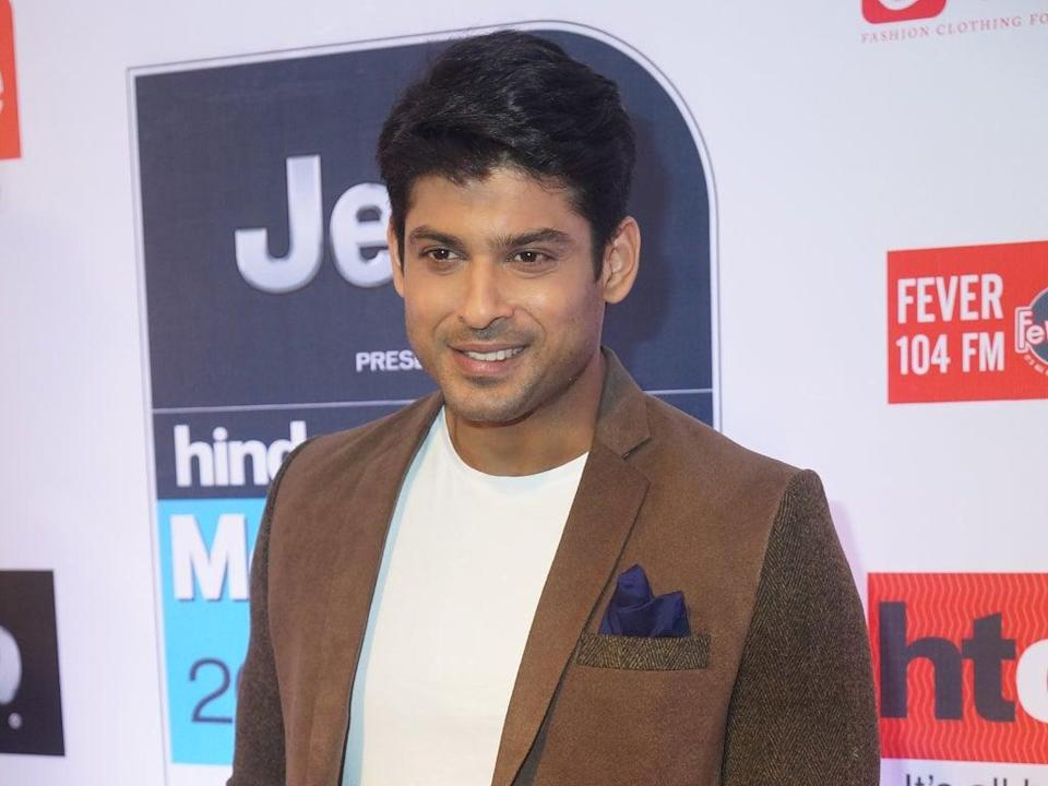 Sidharth Shukla has died of a heart attack aged 40 (Getty Images)
