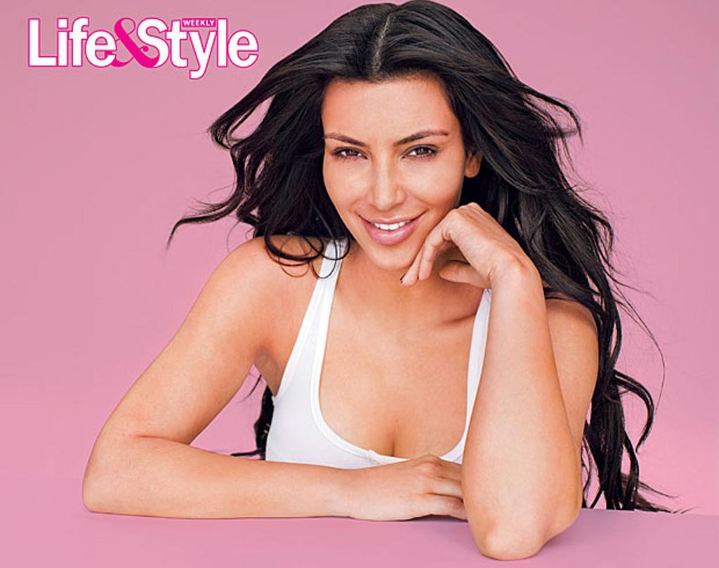 "If this is the worst Kim Kardashian looks, she's pretty lucky! The reality star's softened look was downright lovely when she posed for <a target=""_blank"" href=""http://www.lifeandstylemag.com/"">Life & Style</a> sans makeup in May 2010. ""Makeup is fun, but it's just another accessory,"" the then-29-year-old told the magazine. ""I'm happy with myself, and this is who I am."" <br><br>Photo by Marc Royce/Life & Style <span style=""font-size:10.5pt;""><br> <br> </span>"
