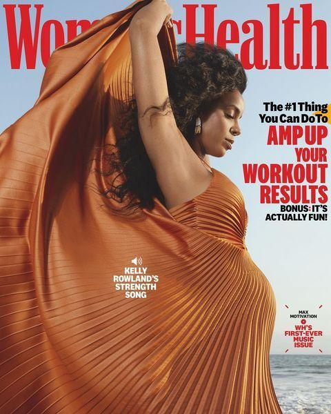 "<p>The Destiny's Child alum shared via the cover of Women's Health that she is expecting her second child. Rowland, who is married to manager Tim Weatherspoon, is already mother to six-year-old son, Titan. <a href=""https://www.elle.com/uk/life-and-culture/a34051075/beyonce-name-meaning-tina-knowles/"" rel=""nofollow noopener"" target=""_blank"" data-ylk=""slk:Beyoncé's mother Tina Knowles-Lawson"" class=""link rapid-noclick-resp"">Beyoncé's mother Tina Knowles-Lawson</a> was one of the first to comment on the post, saying she was excited to welcome another 'grandchild'.</p><p><a href=""https://www.instagram.com/p/CGCqvYkF4dN/"" rel=""nofollow noopener"" target=""_blank"" data-ylk=""slk:See the original post on Instagram"" class=""link rapid-noclick-resp"">See the original post on Instagram</a></p>"