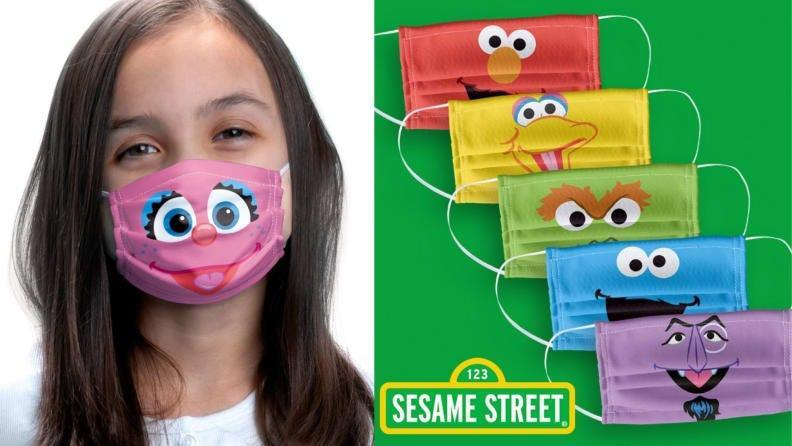 Can you tell me how to get to Sesame Street--and which house has the best Halloween candy?