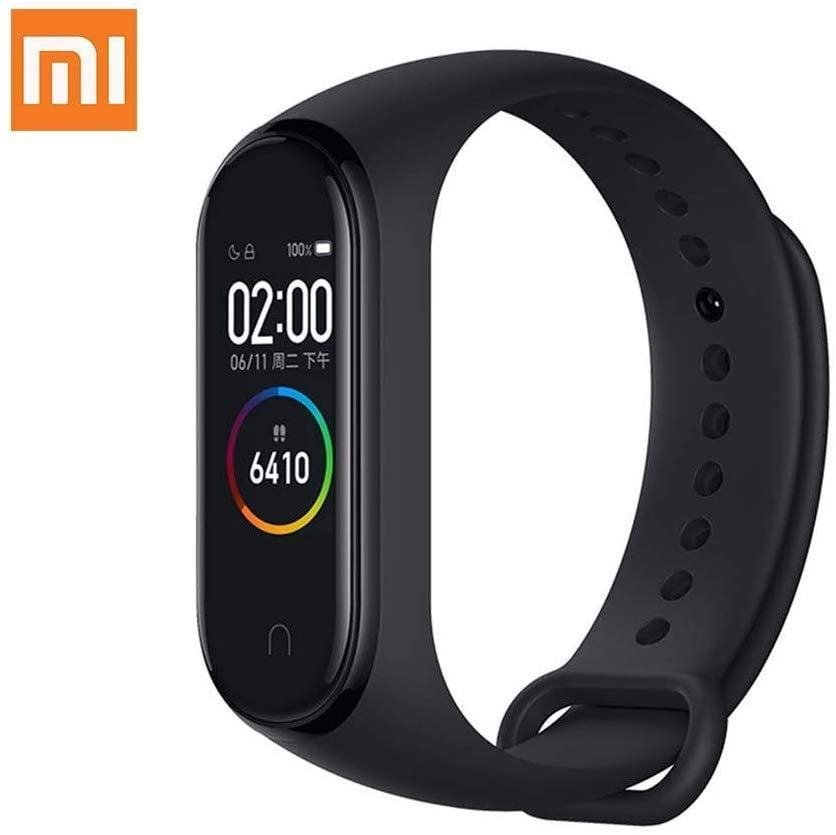 <p>The <span>Xiaomi Mi Band 4</span> ($34, originally $70) is on serious sale right now, so grab it while you can! It also has six different workout modes and is water resistant.</p>