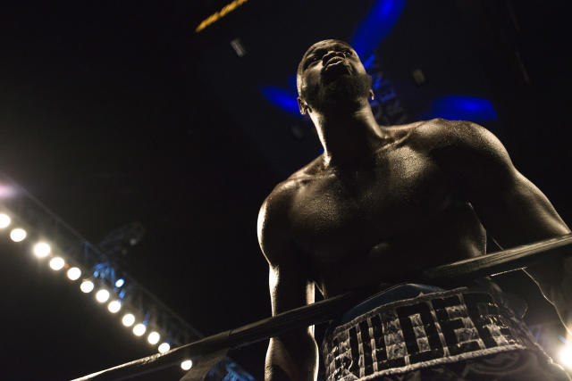 World heavyweight titleholder Deontay Wilder is 39-0 with 38 knockouts, but hasn't faced a major league competitor. (AP)