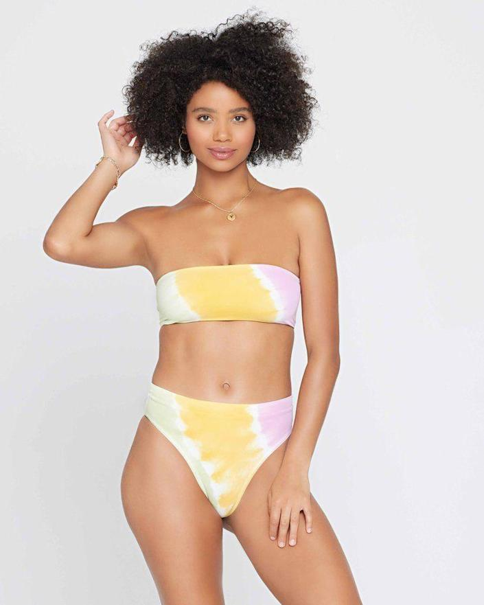 """<p>Whether you're a native Californian or just one in spirit, you can channel the laid-back vibes with an L*Space number. Choose from trendy tie dye sets, sporty color block designs, sweet florals...or anything in between, really. </p><p><a class=""""link rapid-noclick-resp"""" href=""""https://go.redirectingat.com?id=74968X1596630&url=https%3A%2F%2Fwww.lspace.com%2F&sref=https%3A%2F%2Fwww.oprahdaily.com%2Fstyle%2Fg27391962%2Fbest-swimwear-brands%2F"""" rel=""""nofollow noopener"""" target=""""_blank"""" data-ylk=""""slk:SHOP NOW"""">SHOP NOW</a></p>"""