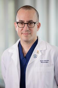Nader Sanai, MD, director of the Ivy Brain Tumor Center and director of neurosurgical oncology at Barrow Neurological Institute