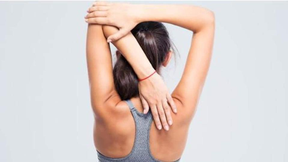 #HealthBytes: Few easy stretches to reduce stiffness in upper body