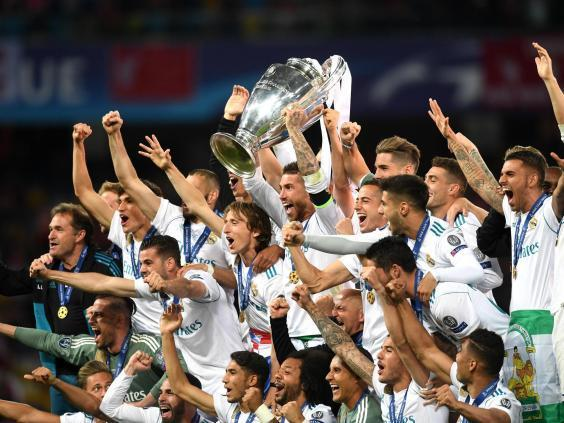 Real Madrid turn it on under the bright lights (Getty Images)