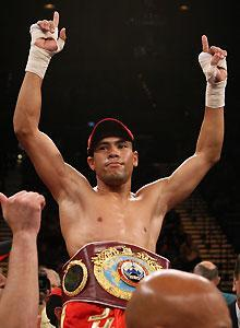 Juan Manuel Lopez (above) is the man most fans want to see fight Yuriorkis Gamboa. But there is good reason to wait