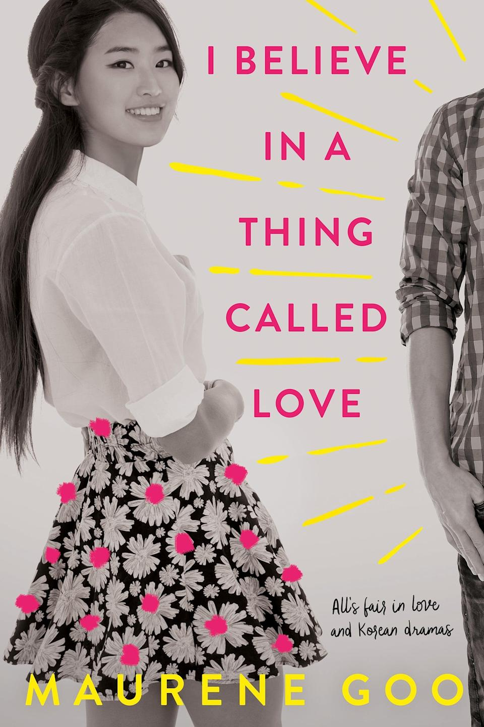 <p>Just as Lara Jean pulls a little too much of her knowledge from rom-coms, Desi Lee, the heroine of Maurene Goo's <strong><span>I Believe in a Thing Called Love</span></strong>, gets her perspective on love from Korean dramas. When she sets out to pursue her moody, artsy crush Luca, Desi quickly realizes that on-screen drama doesn't come close to being a road map for real love.</p>