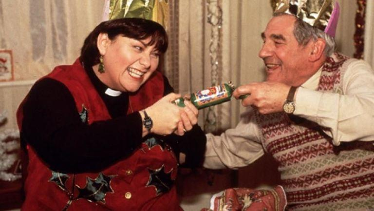 Dustin Hoffman wanted to direct The Vicar of Dibley, but ex-BBC Head of Comedy turned him down