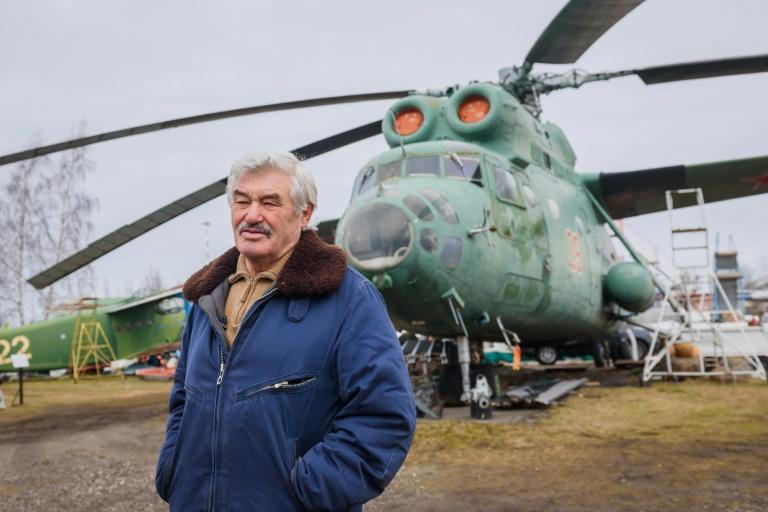 Viktors Talpas says he does not have enough money to pay for the relocation
