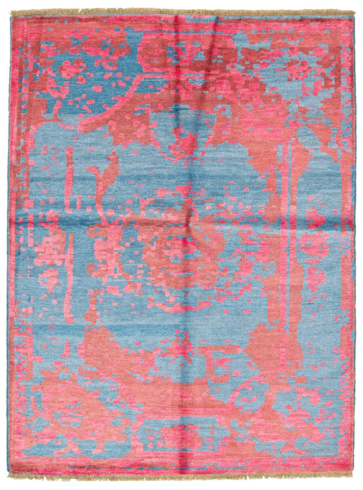 eCarpetGallery Jules Ushak Transitional Pink Rug (Photo via Amazon)