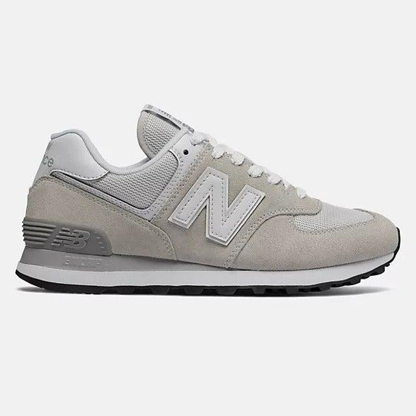 """I've been wanting a grey pair of New Balance since I saw someone wearing a nice pair on Instagram. Influenced? Yes. They'll go nicely with a pastel floral dress. <br><br><strong>New Balance</strong> 574 Core, $, available at <a href=""""https://www.newbalance.co.uk/women/shop-by-style/574-for-women/574-core/WL574-ECP.html?dwvar_WL574-ECP_style=WL574EW#style=WL574EW&width=B"""" rel=""""nofollow noopener"""" target=""""_blank"""" data-ylk=""""slk:New Balance"""" class=""""link rapid-noclick-resp"""">New Balance</a>"""