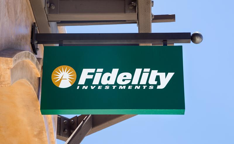 Fidelity IC3 Blockchain
