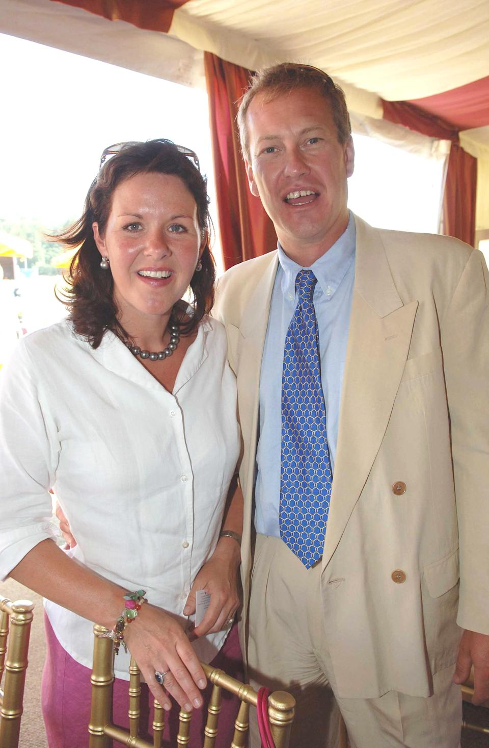 Lord Ivar and the former Lady Mountbatten in 2005 [Photo: Rex]
