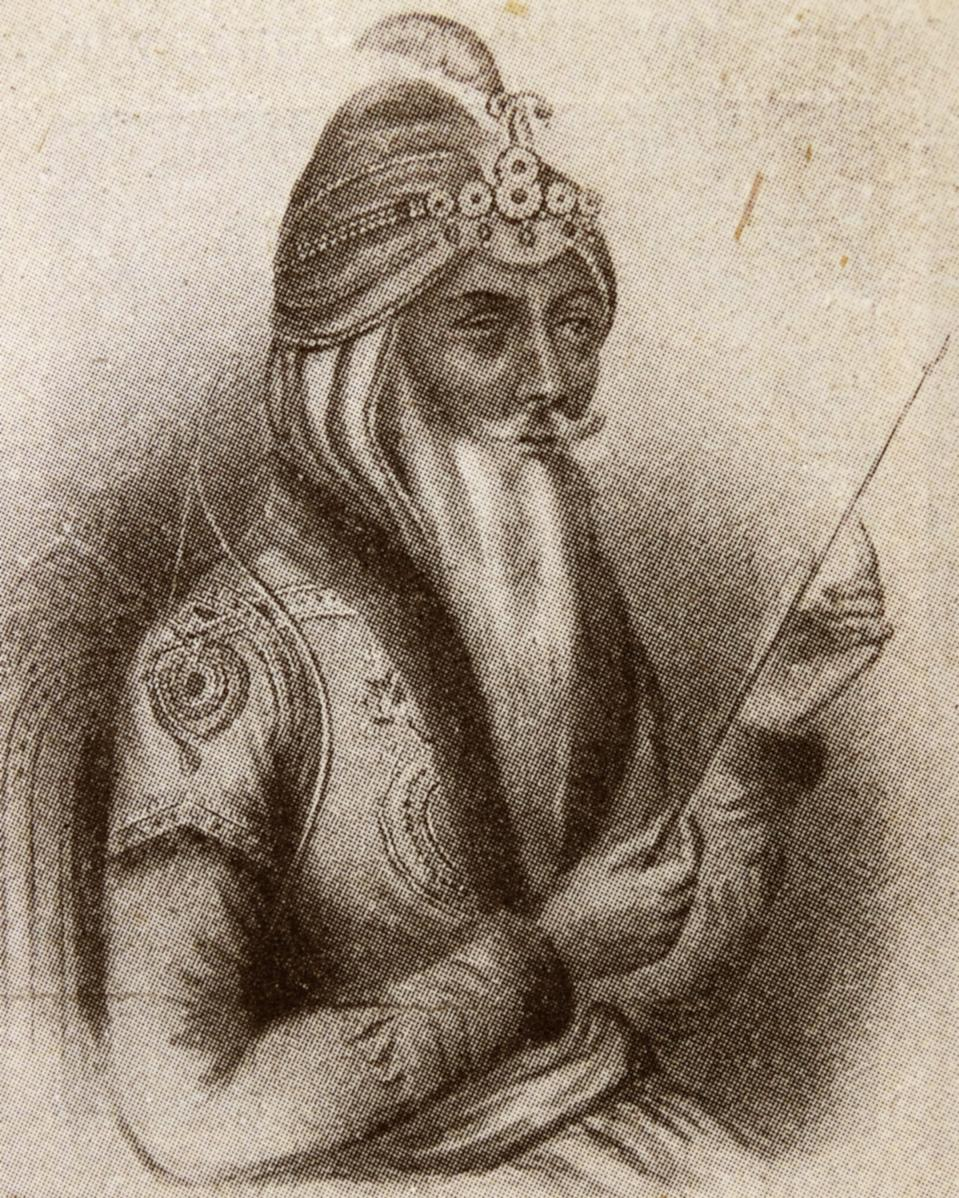 Portrait of Maharaja Ranjit Singh (1780-1839) founder of the Sikh Empire, which came to power in the Indian subcontinent in the early half of the 19th century. Dated 19th Century (Photo by: Universal History Archive/Universal Images Group via Getty Images)