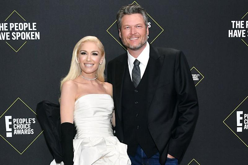 Gwen Stefani and Blake Shelton | Amy Sussman/Getty Images