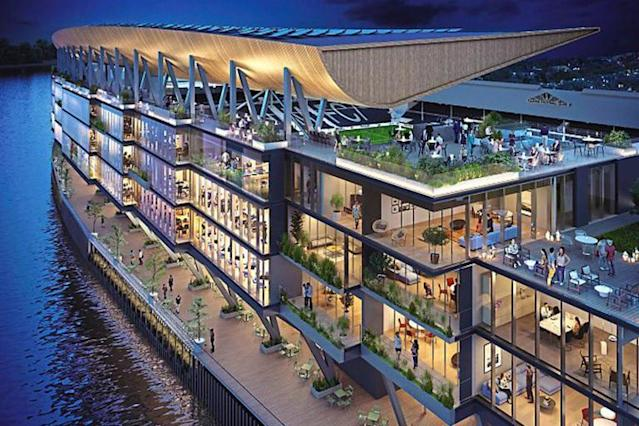 Fulham stadium expansion plan includes new river walk and 4,000 more seats