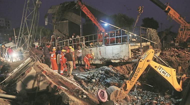 kharar building collapse, kharar building collapse death toll, mohali building collapse, mohali building collapse death toll, mohali news