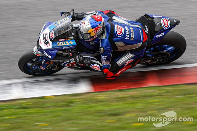 "#54 Toprak Razgatlioglu, Pata Yamaha WorldSBK Official Team <span class=""copyright"">World Superbike Championship</span>"