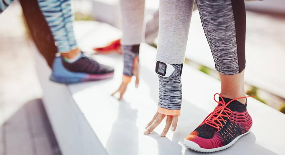 The best fitness trackers to help you reach your goals [Photo: Getty]