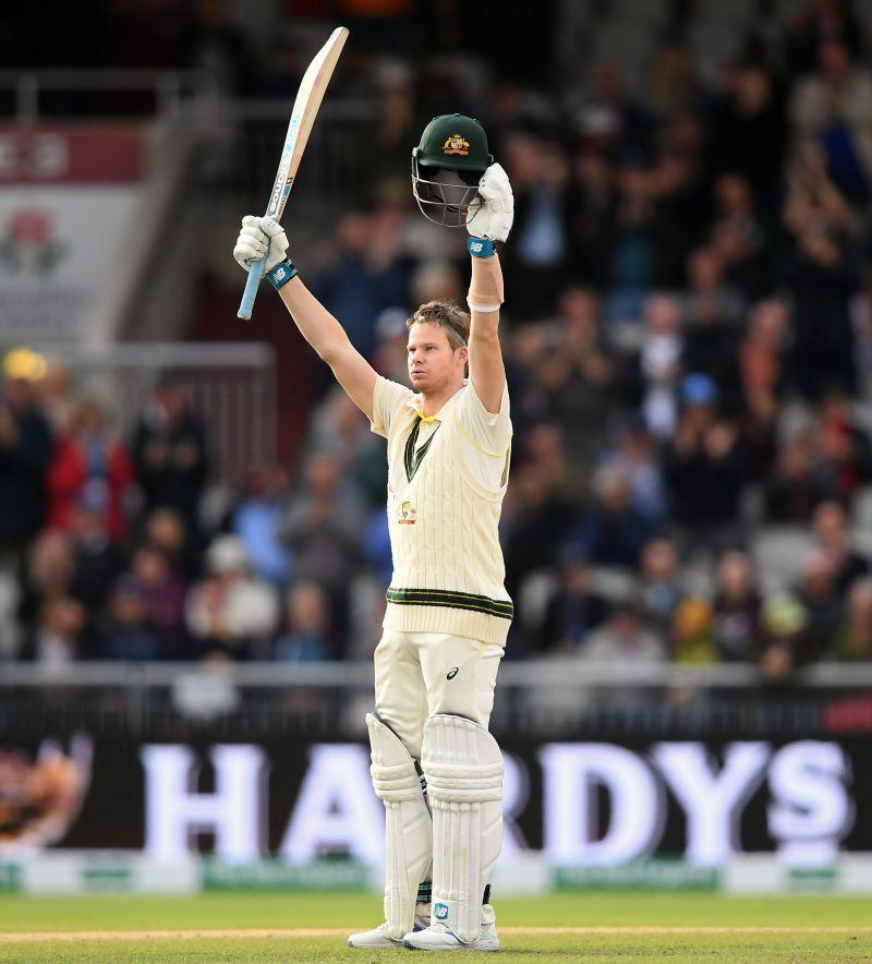 Smith was heroic during the last Ashes.