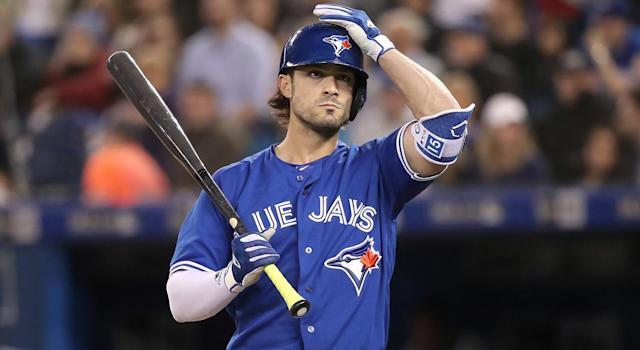 Grichuk shows the best he has to offer in Blue Jays' doubleheader