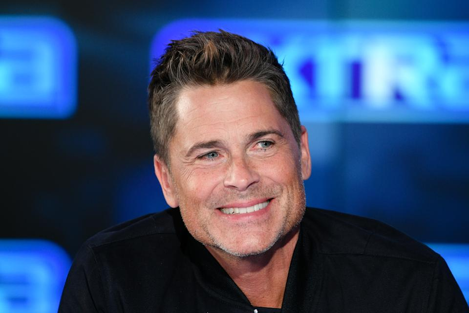 Rob Lowe thanked his family in his post. (Photo by Axelle/Bauer-Griffin/FilmMagic)