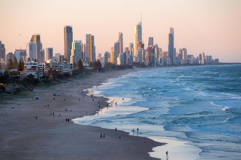 <p>This city on the coast (duh) of Western Australia is predominantly known for its great surfing and beaches. But good beaches usually mean good running. Jog on the sand or along one of the paved paths as you stare out across miles of empty sparkly ocean.</p>