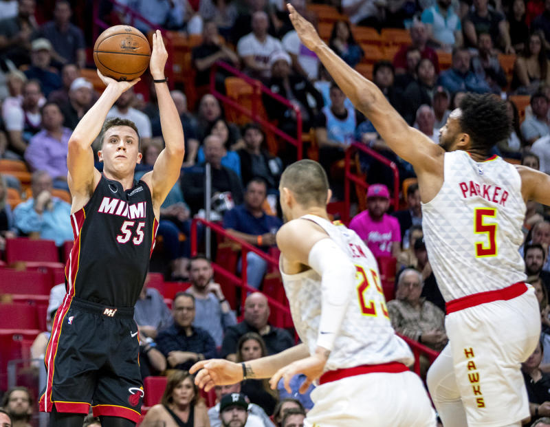 Heat Dominate After Trae Young Calls Game For Hawks
