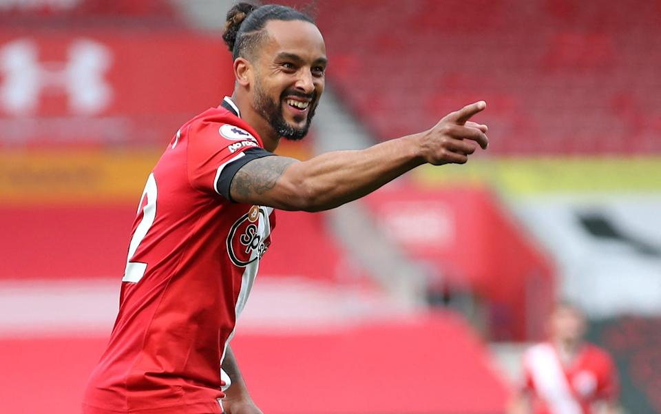 Theo Walcott killed off Fulham's brief fightback with a fantastic finish - AFP