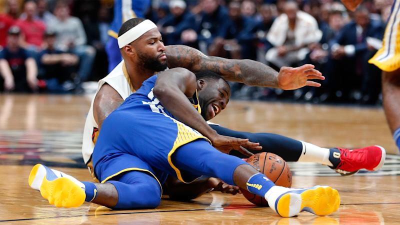 8cc15188f Daryl Morey  really curious  to see the Warriors with DeMarcus Cousins    Gonna be interesting