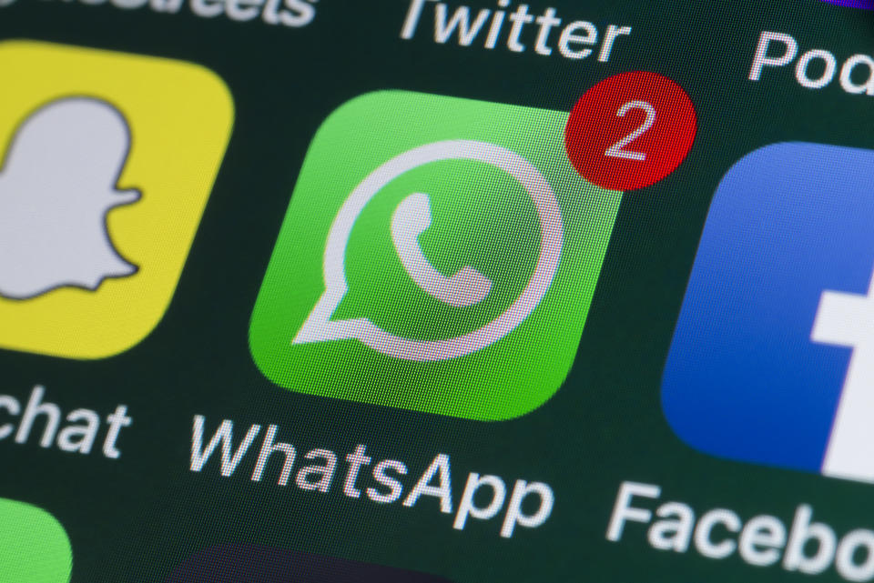 WhatsApp who spent more time on the app reported a high quality of relationships with their friends and family.