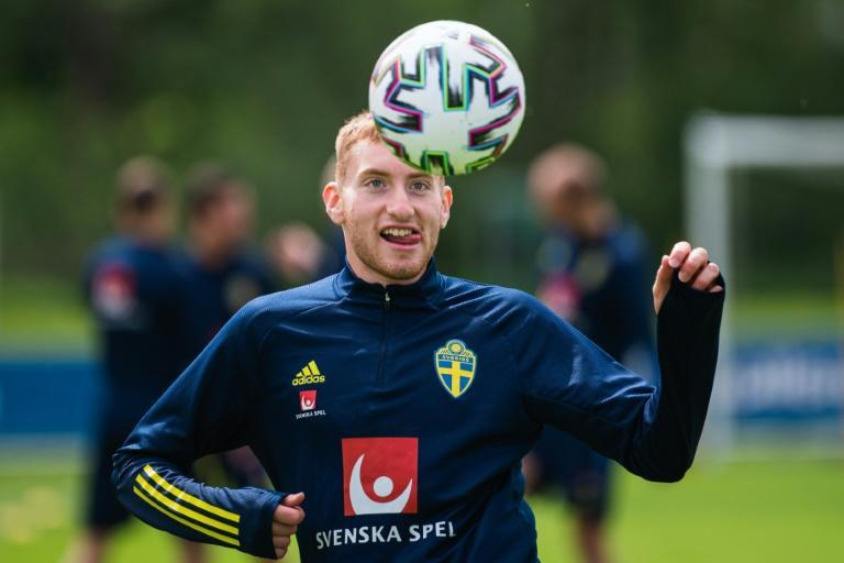 Sweden are expecting great things from Dejan Kulusevski at Euro 2020