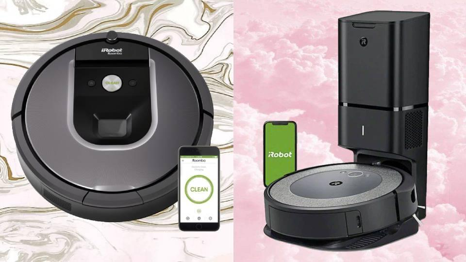 Roombas can map out areas with the most dirt and grime. (Photo: Amazon)